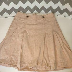 J.crew Pink skirt